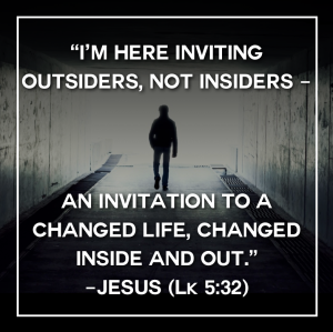 Inviting outsiders